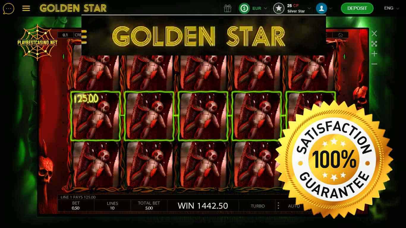 GOLDEN STAR CASINO - time-tested quality!