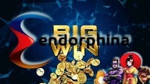 Endorphina - MGR casino provider presented in this snapshot.