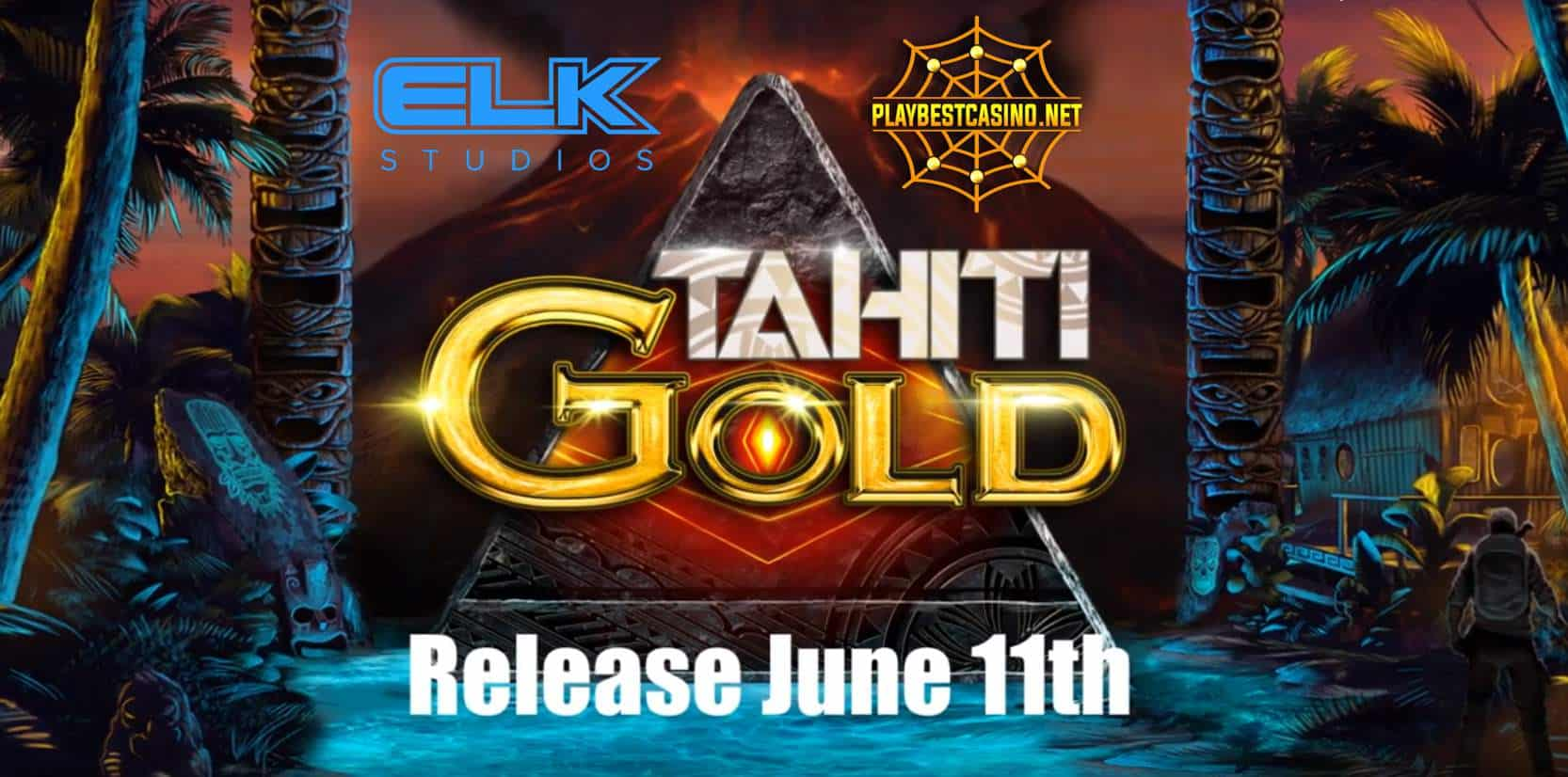 Tahiti Gold from ELK Studios is pictured.