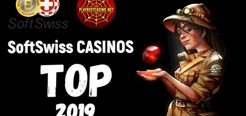 SoftSwiss Casino: ТОП (2019)! Играй в Лучших! Представлено на этом изображении!