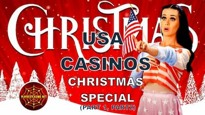 American Casinos: Get Christmas Bonuses to Up Your Winning (2020)!