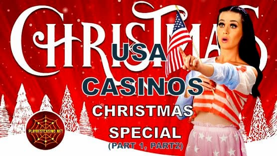 American Casinos: Get Christmas Bonuses to Up Your Winning (2020) can be seen on this image!