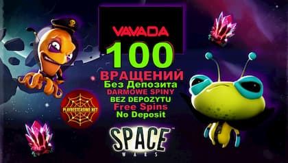 Vavada Casino (2020) How to Collect 100 Spins Without a Deposit is shown in the picture.