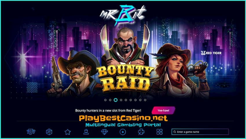 Mr Bit Casino: Get Bonus (250% + 250FS) And Review 2020!