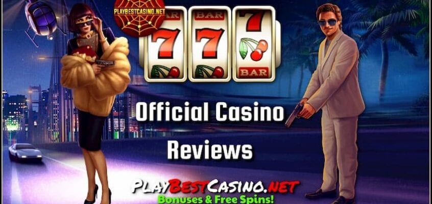 Original Official Сasino Reviews (2020) Play In The Best Casinos are on photo.