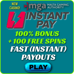 Новое казино InstantPay для сайта Playbestcasino.net есть на фото.